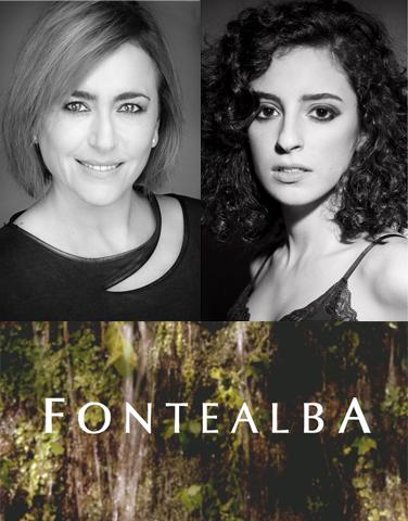 Alicia Armentero y Sonia Castelo