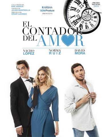 Norma Ruiz en el Contador del Amor