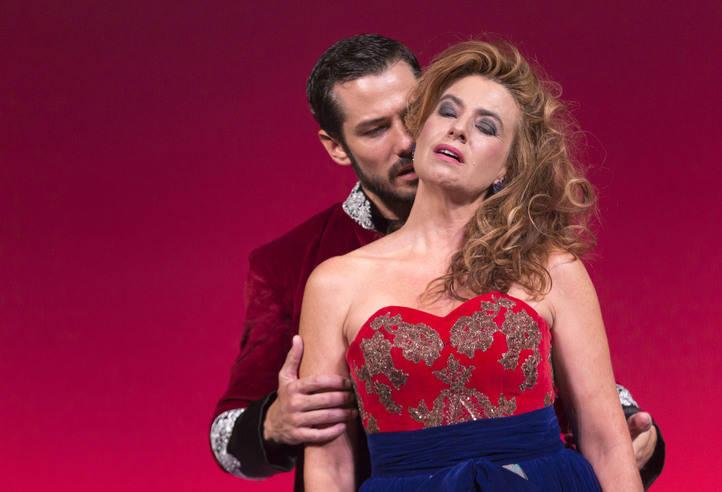 Antonio Castro y Lola Baldrick