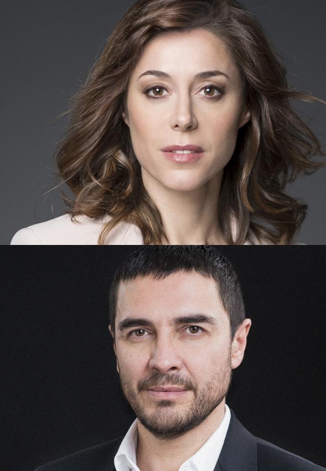 Ruth Diaz y Jose MANuel seda en Vitoria, 3 Marzo