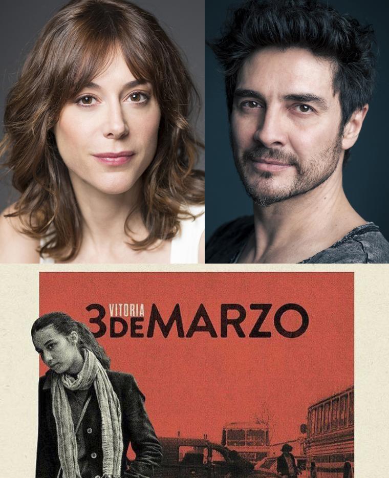 Ruth Díaz y José Manuel Seda