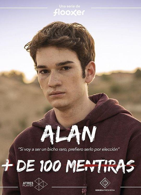 """Jorge Motos """"Alan + de 100 mentiras"""""""