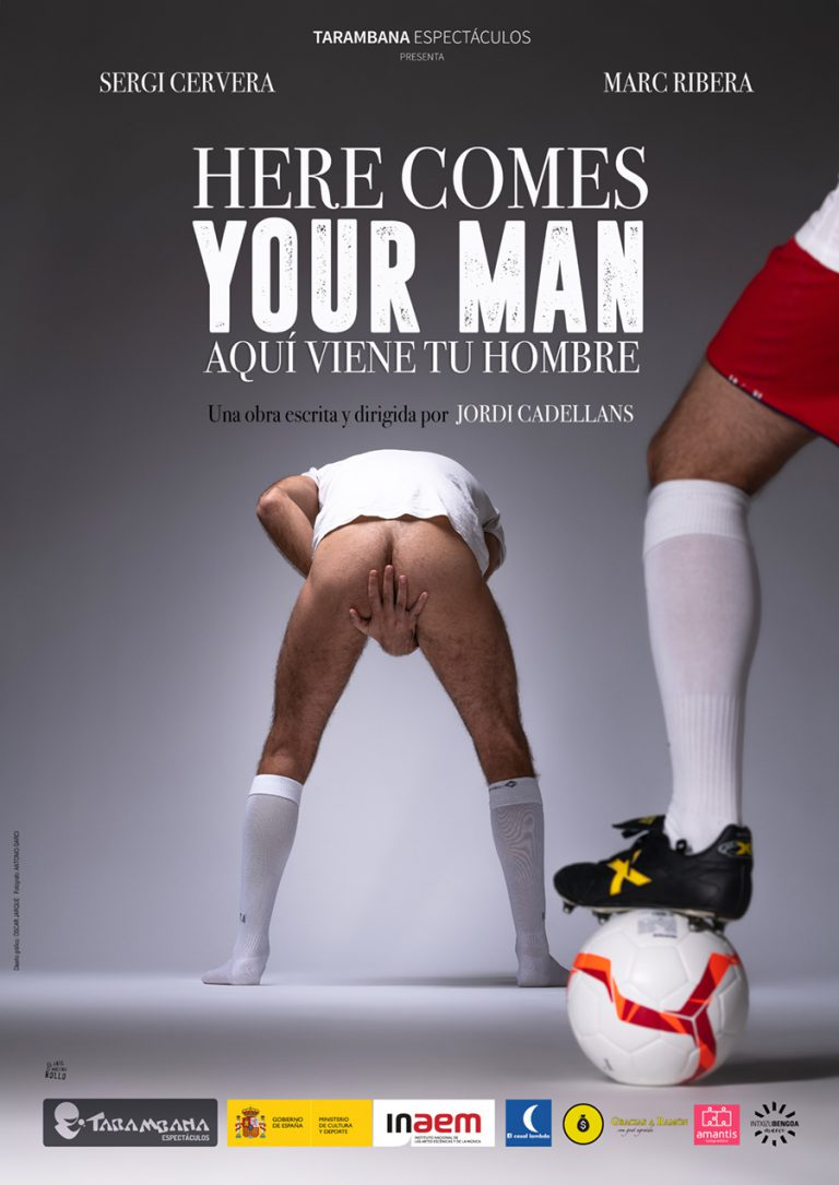 Here comes your man -