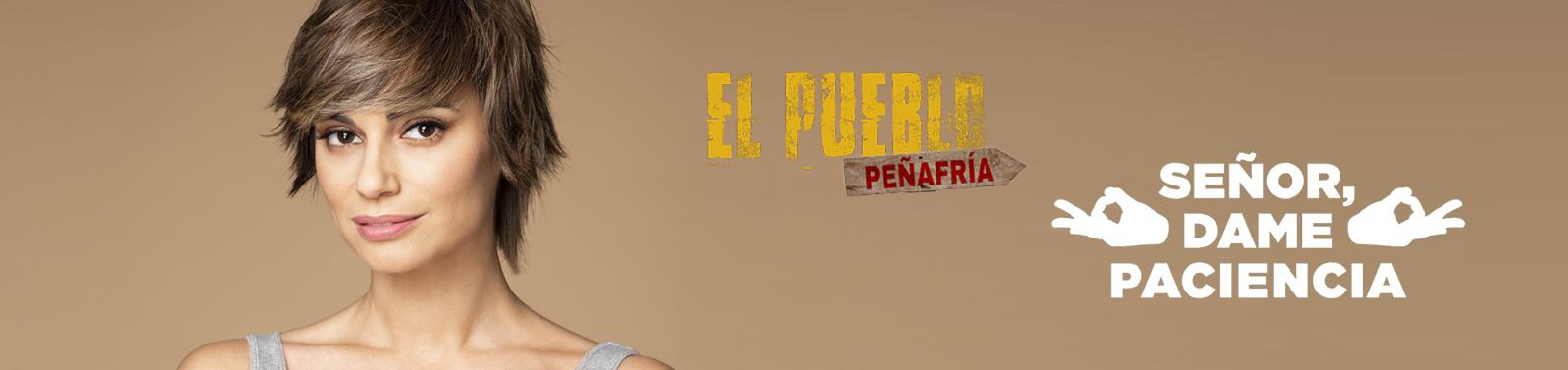 """Norma Ruiz, en la segunda temporada de """"El pueblo"""" y muy pronto en """"Señor dame paciencia"""""""