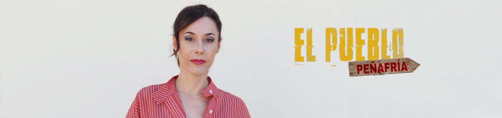 """Ruth Díaz, en la segunda temporada de """"El pueblo"""""""