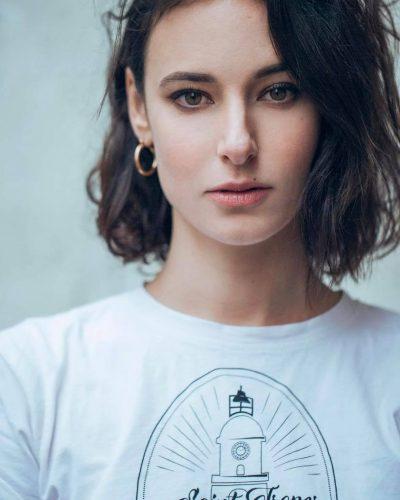 Adelle Galloy by Natacha Lamblin